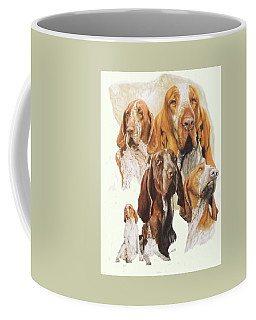Bracco Italiano W/ghost Coffee Mug