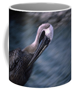 Bracing Against The Storm Coffee Mug