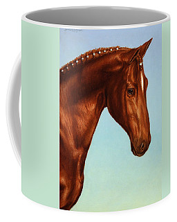 Braided Coffee Mug