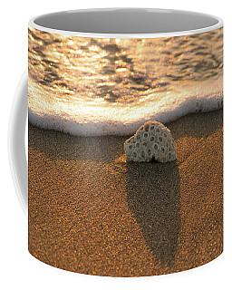 Brain Coral Wave Coffee Mug