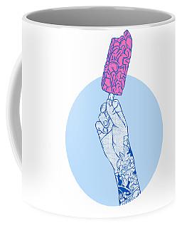 Brain Ice Cream Mmmmm Coffee Mug