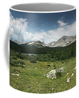 Brainard Lake Coffee Mug