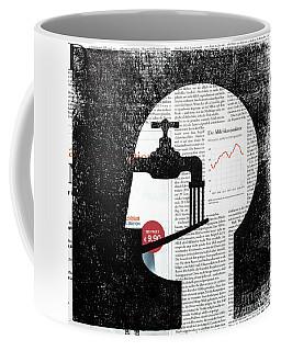 Brainwashed Talk  Coffee Mug