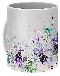Branch Of Violet  Coffee Mug