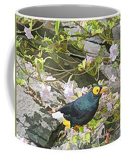 Branched Myna Coffee Mug