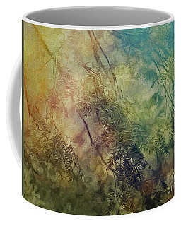 Coffee Mug featuring the photograph Branches by Leigh Kemp
