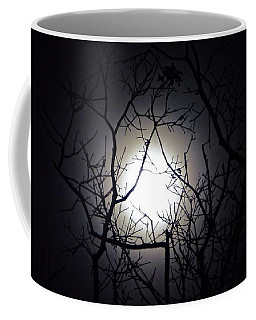 Branches To The Moon Coffee Mug