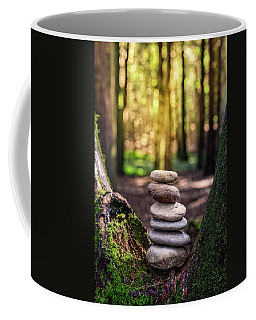 Coffee Mug featuring the photograph Brand New Day by Marco Oliveira