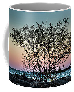 Brand New Day Coffee Mug by Sara Frank