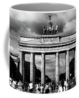 Brandenburg Gate Coffee Mug
