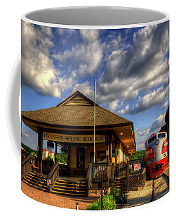 Branson Scenic Railway  Coffee Mug by Ester Rogers