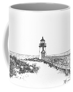 Brant Point Lighthouse Coffee Mug