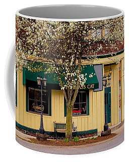 Brass Cat Pub Easthampton Coffee Mug