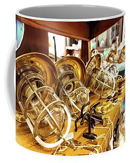 Brass Lanterns Coffee Mug