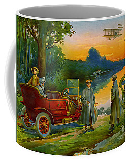 Brave New World 1910 Coffee Mug