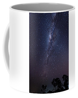 Coffee Mug featuring the photograph Brazil By Starlight by Alex Lapidus