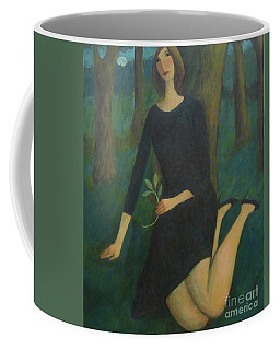 Break In The Evening Coffee Mug by Glenn Quist