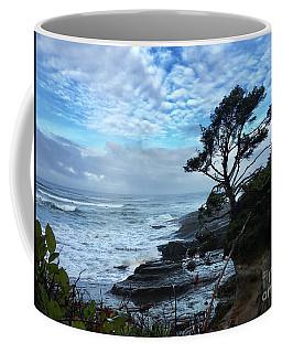 Break In The Storm Coffee Mug