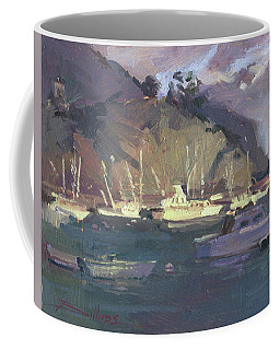 Break Of Dawn-avalon Coffee Mug