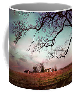 Coffee Mug featuring the photograph Break Of Dawn by John Rivera