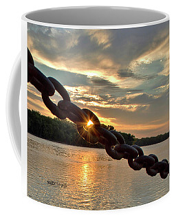 Break The Chain Coffee Mug