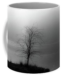 Break Through Coffee Mug
