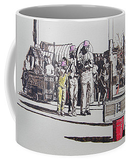 Breakdance San Francisco Coffee Mug