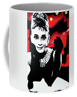 Breakfast At Tiffany's Coffee Mug