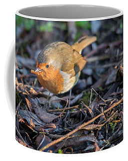 Breakfast For Robin  Coffee Mug