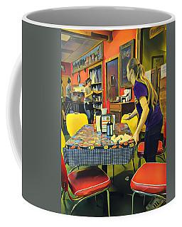 Breakfast In Wimberley Coffee Mug