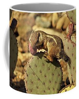 Breakfast Of Chipmunks Coffee Mug