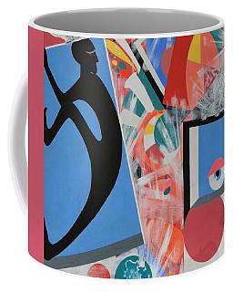 Breaking Out Coffee Mug