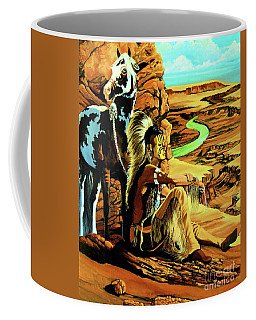 Breaking Sunrise Coffee Mug