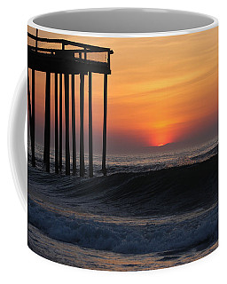 Breaking Sunrise Coffee Mug