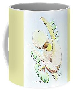 Breaking The Egg Coffee Mug