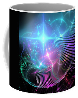 Breaking Through The Portal Coffee Mug by Svetlana Nikolova