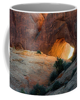 Breakthrough - By Thomas Schoeller Coffee Mug