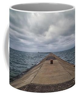 Breakwall Clouds Coffee Mug