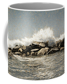 Breakwater 2 Coffee Mug