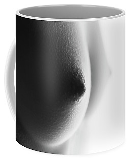 Breasts In Black And White Coffee Mug