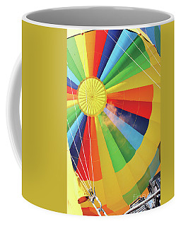 Breathing Fire Coffee Mug
