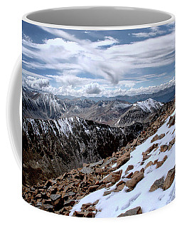 Coffee Mug featuring the photograph Breathing More Than Just A Little by Jim Hill
