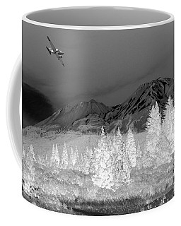 Breathtaking In Black And White Coffee Mug