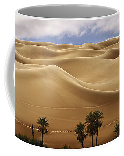Breathtaking Sand Dunes Coffee Mug