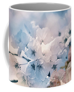 Breeze Of Blossoms Coffee Mug by Connie Handscomb