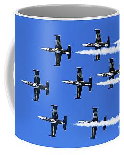Breitling Air Display Team L-39 Albatross Coffee Mug