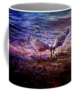 Breton Breakfast Coffee Mug by Karo Evans