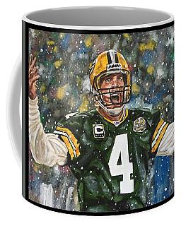 Brett Favre Coffee Mug