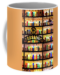 Brettos Bar In Athens, Greece - The Oldest Distillery In Athens Coffee Mug