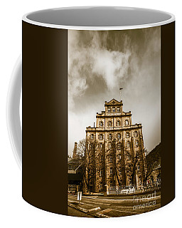 Brewery Building Coffee Mug